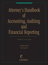 Attorney's Handbook of Accounting