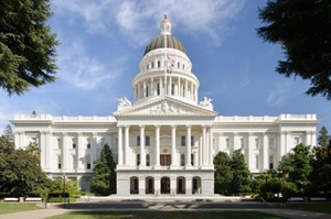 California State Capitol image